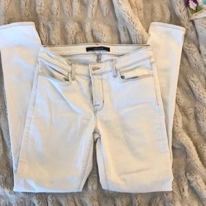 J BRAND light wash jeans